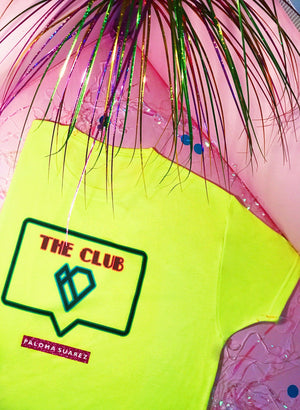 Camiseta The Club