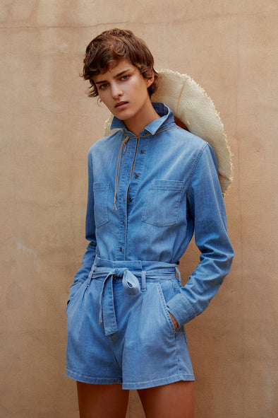 The Perfect Chambray Shirt - A Wardrobe Staple?