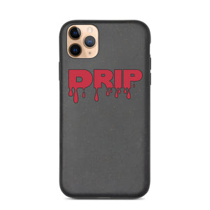 Biodegradable phone case Drip