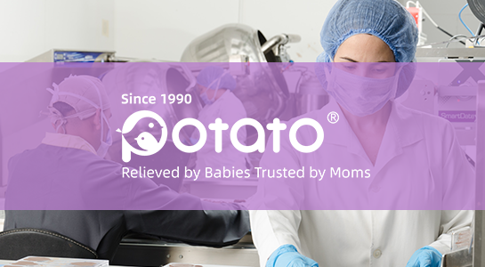 POTATO | 30 years factory enterprise, make baby product only