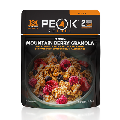 Mountain Berry Granola