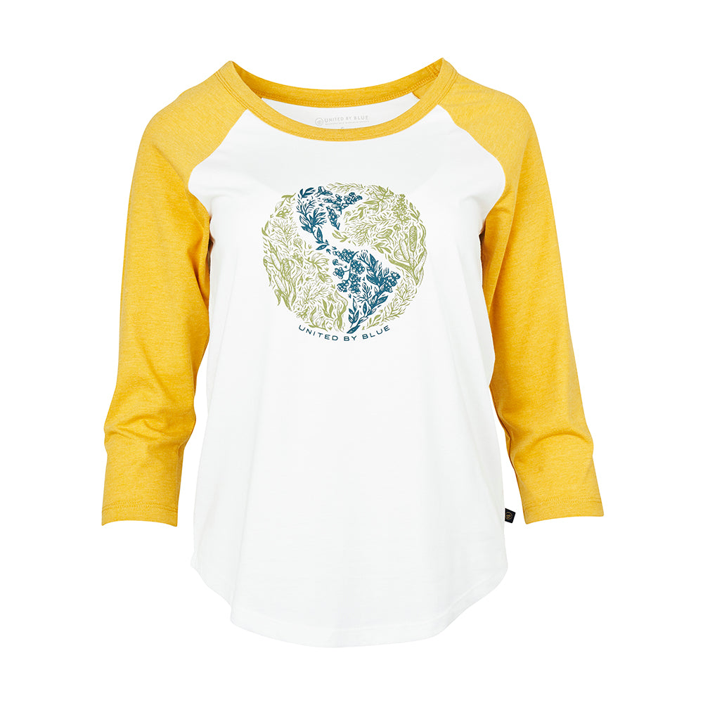 Women's Rooted In Nature Baseball Tee
