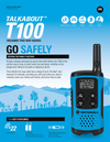 T100 Talkabout Radio