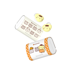 Sanrio BEANS+ True Wireless Earbuds - Pompompurin
