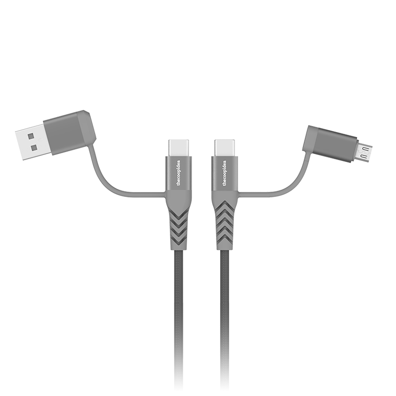 thecoopidea - Flex Pro Series - 4 in 1 Cable