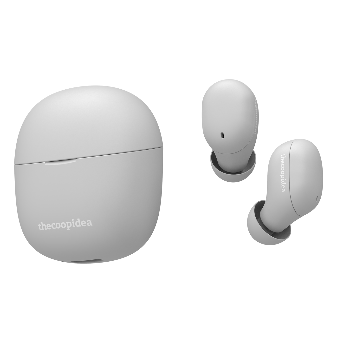 thecoopidea BEANS AIR True Wireless Earbuds - Ash