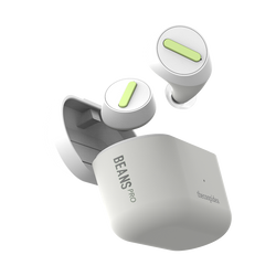 thecoopidea - BEANS PRO ACTIVE True Wireless Earbuds - OffWhite