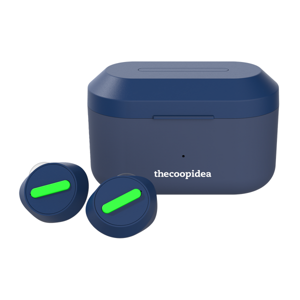thecoopidea - BEANS PRO ACTIVE True Wireless Earbuds - NightBlue