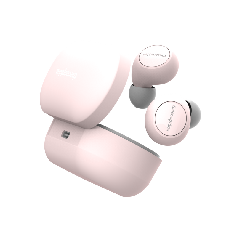 thecoopidea - CANDY True Wireless Earbuds - Sakura
