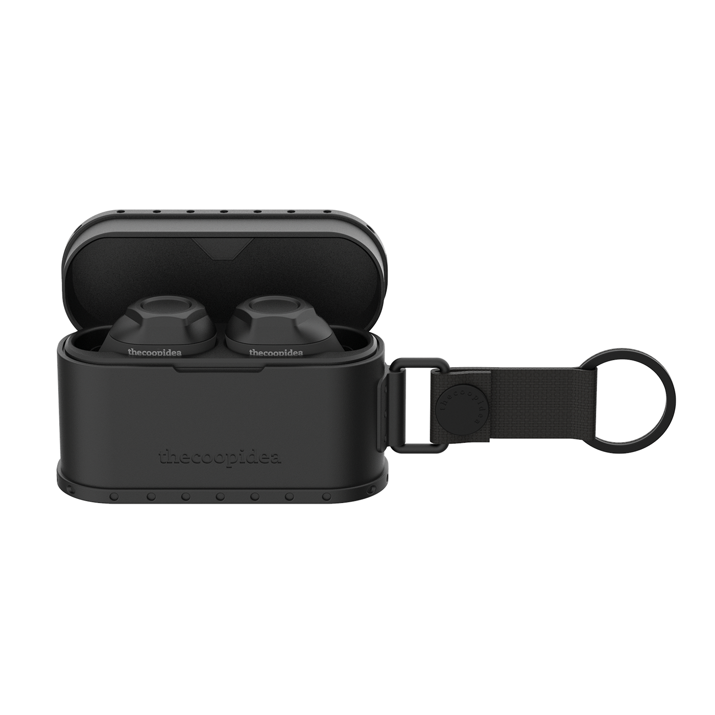 thecoopidea - CARGO 02 True Wireless Earbuds- MattBlack