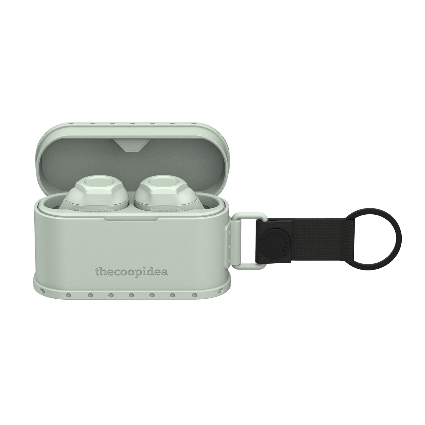 thecoopidea - CARGO 02 True Wireless Earbuds- Olive