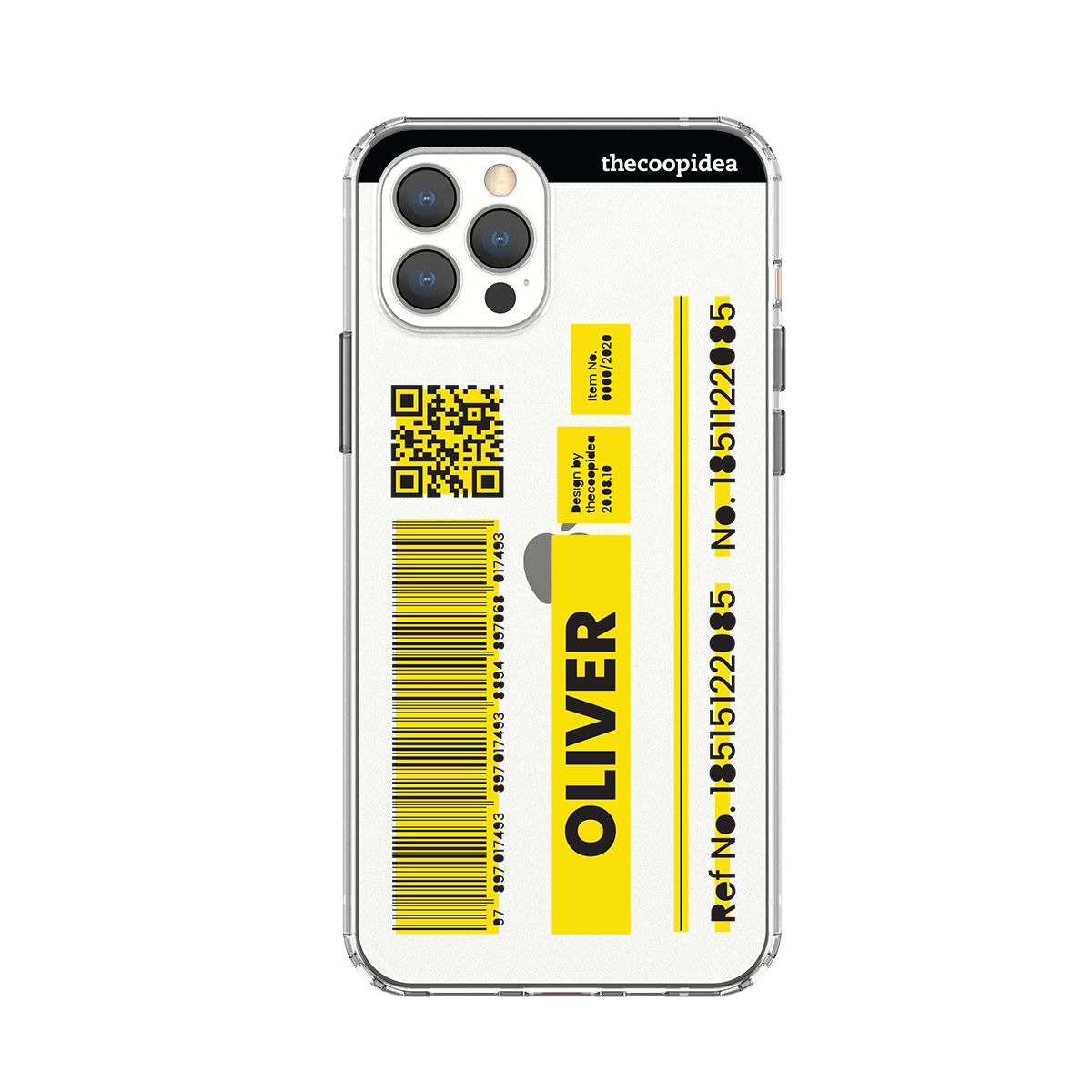 Customize CANVAS iPhone 12/12 Pro Case - Codes