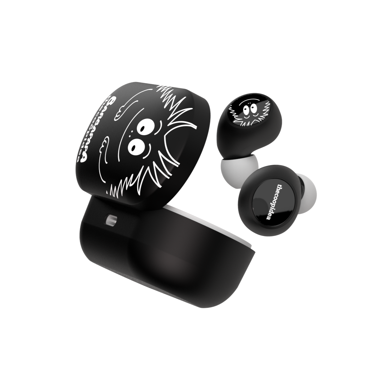 (BARBAPAPA Edition) CANDY True Wireless Earbuds - BARBABEAU