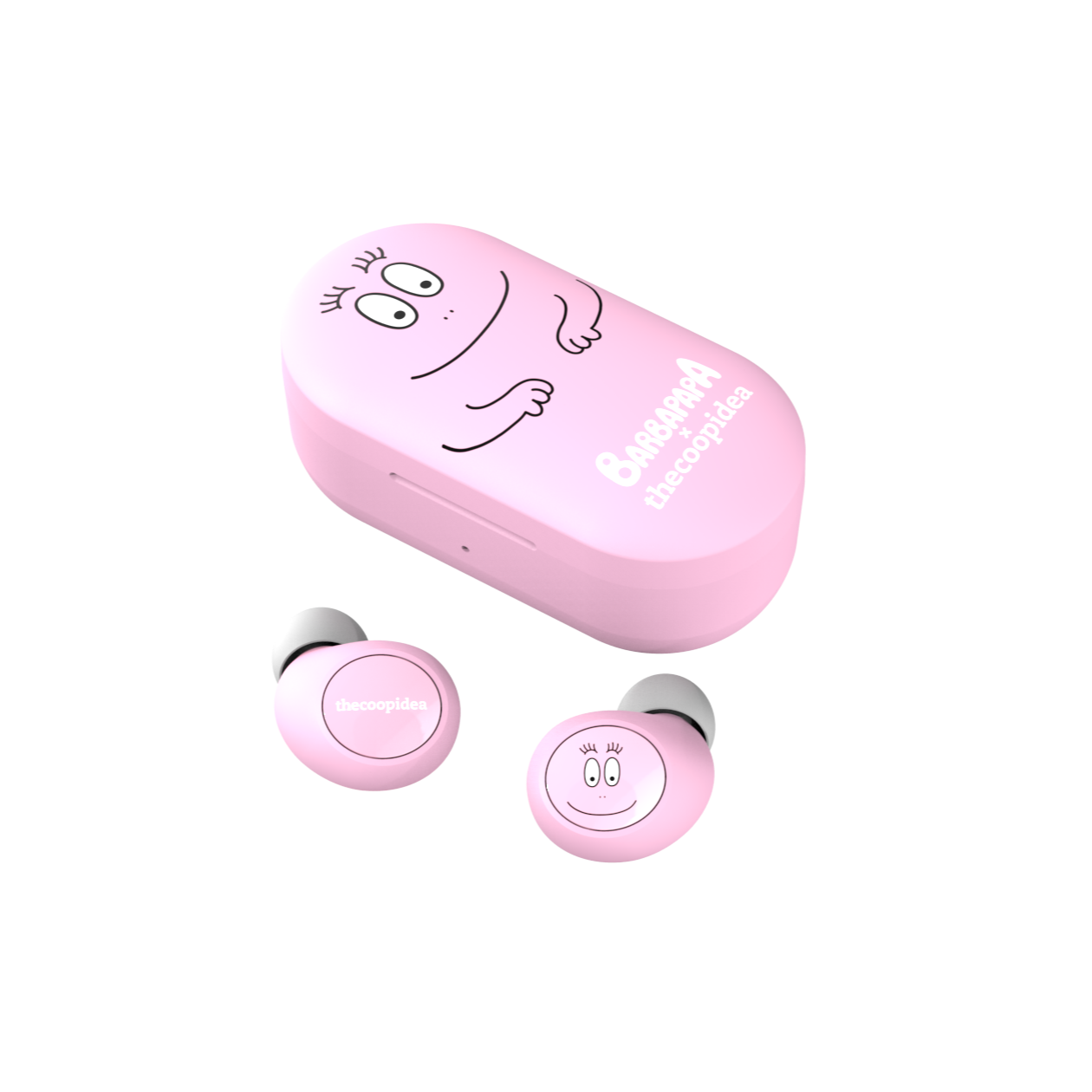 (BARBAPAPA Edition) CANDY True Wireless Earbuds - BARBAPAPA