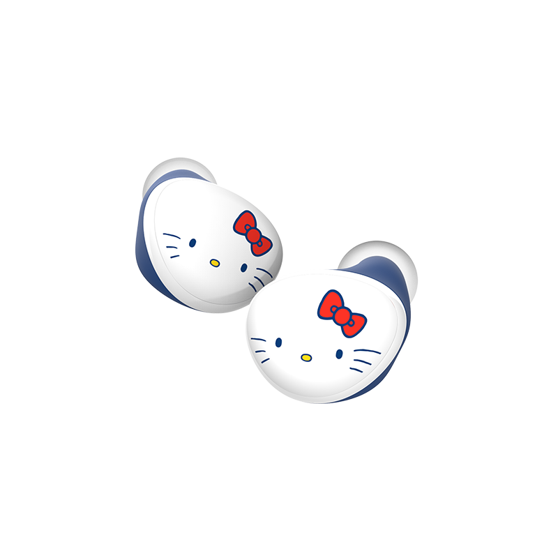 thecoopidea - Sanrio BEANS+ True Wireless Earbuds - Hello Kitty