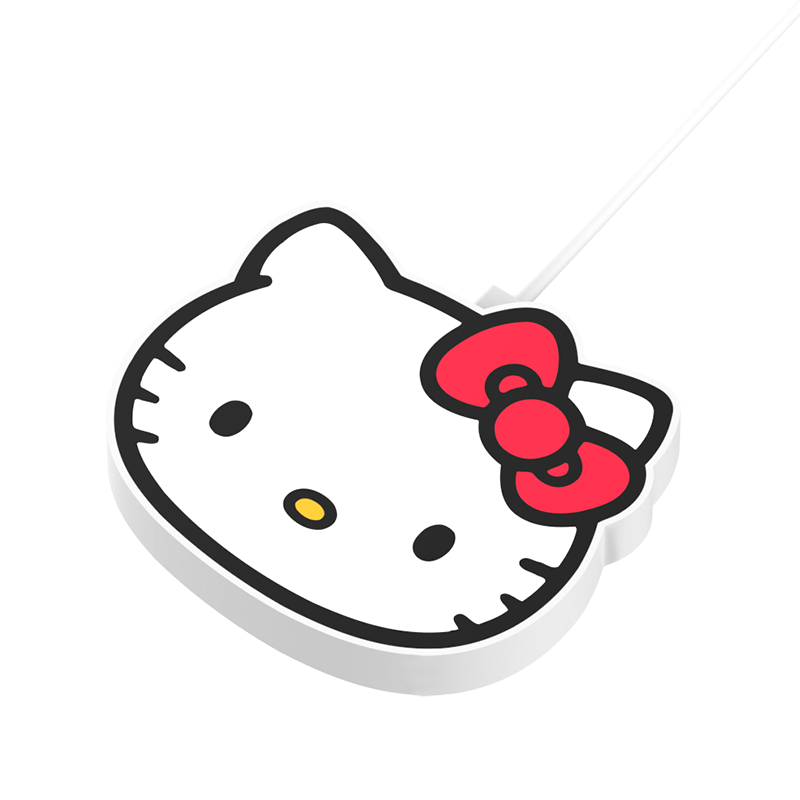 thecoopidea - Sanrio Wireless Charger - Hello Kitty