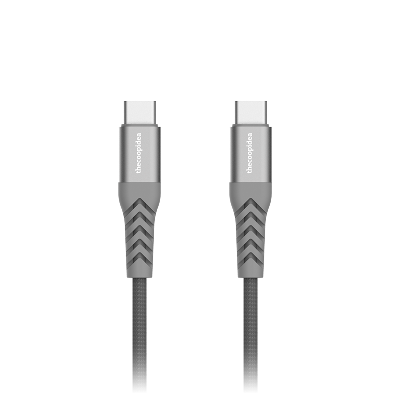 thecoopidea - Flex Pro Series - 1.2M Type-C to Type-C Cable