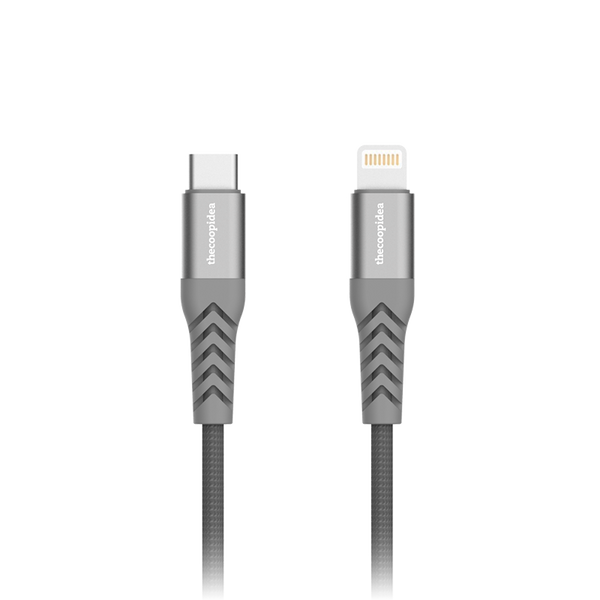 Flex Pro Series - 2M MFI to Type-C Cable