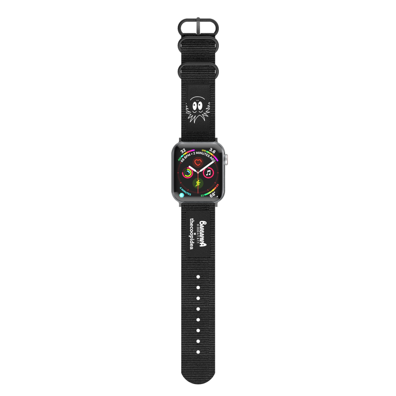 (BARBAPAPA Edition) BELT - Durable Nato Apple Watch Straps - BARBABEAU