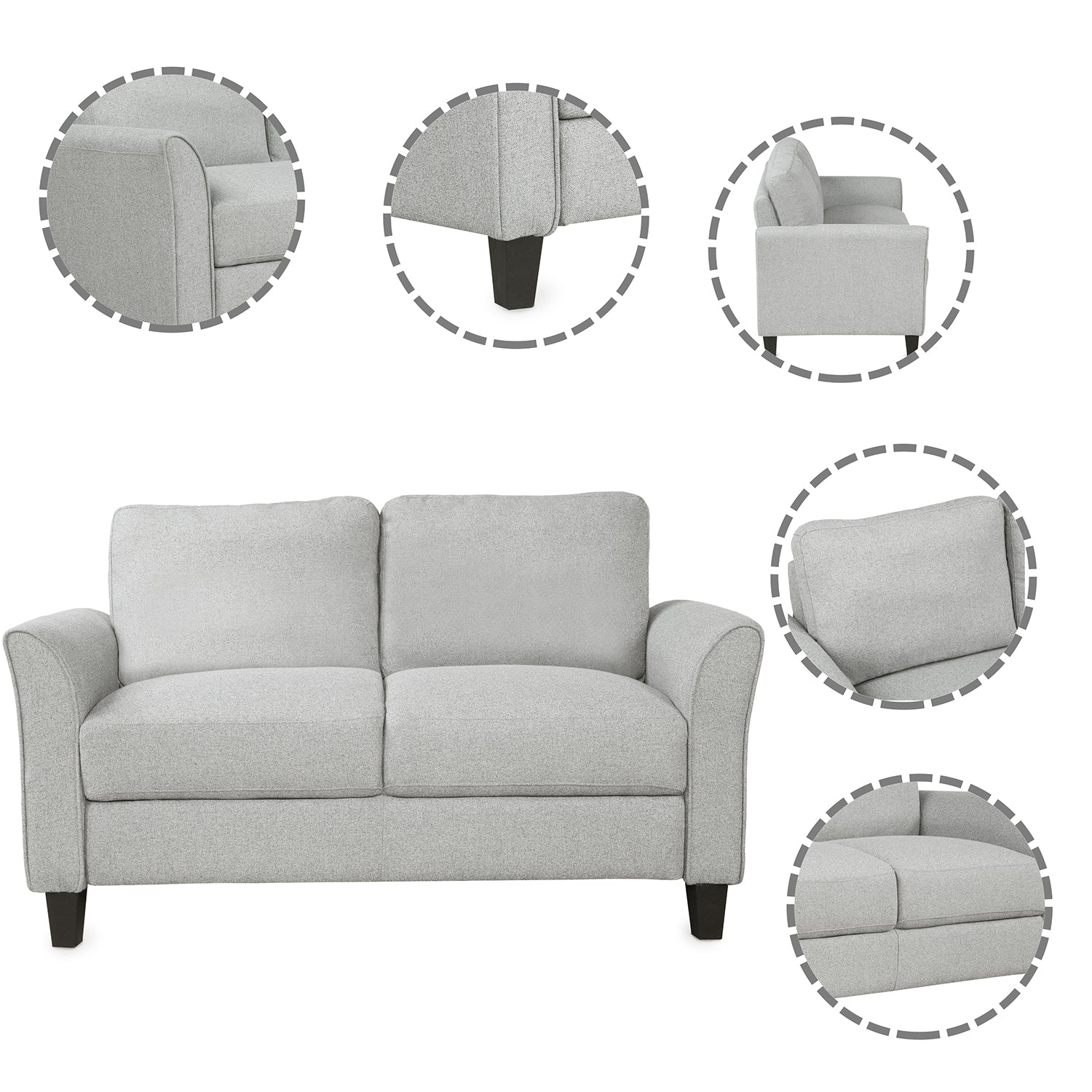 Russell Sofa Set.