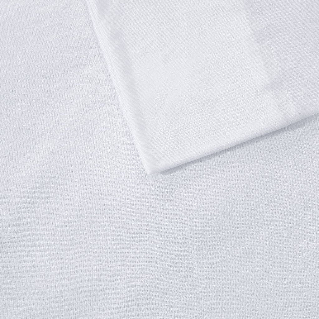 Cotton Blend Jersey Knit All Season Sheet Set