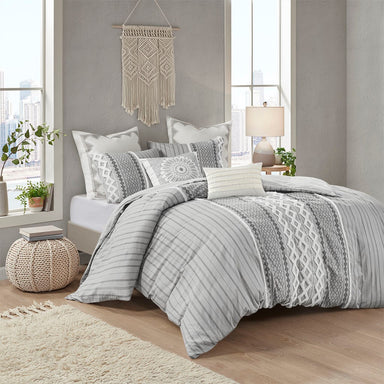 Imani Cotton Duvet Cover Mini Set