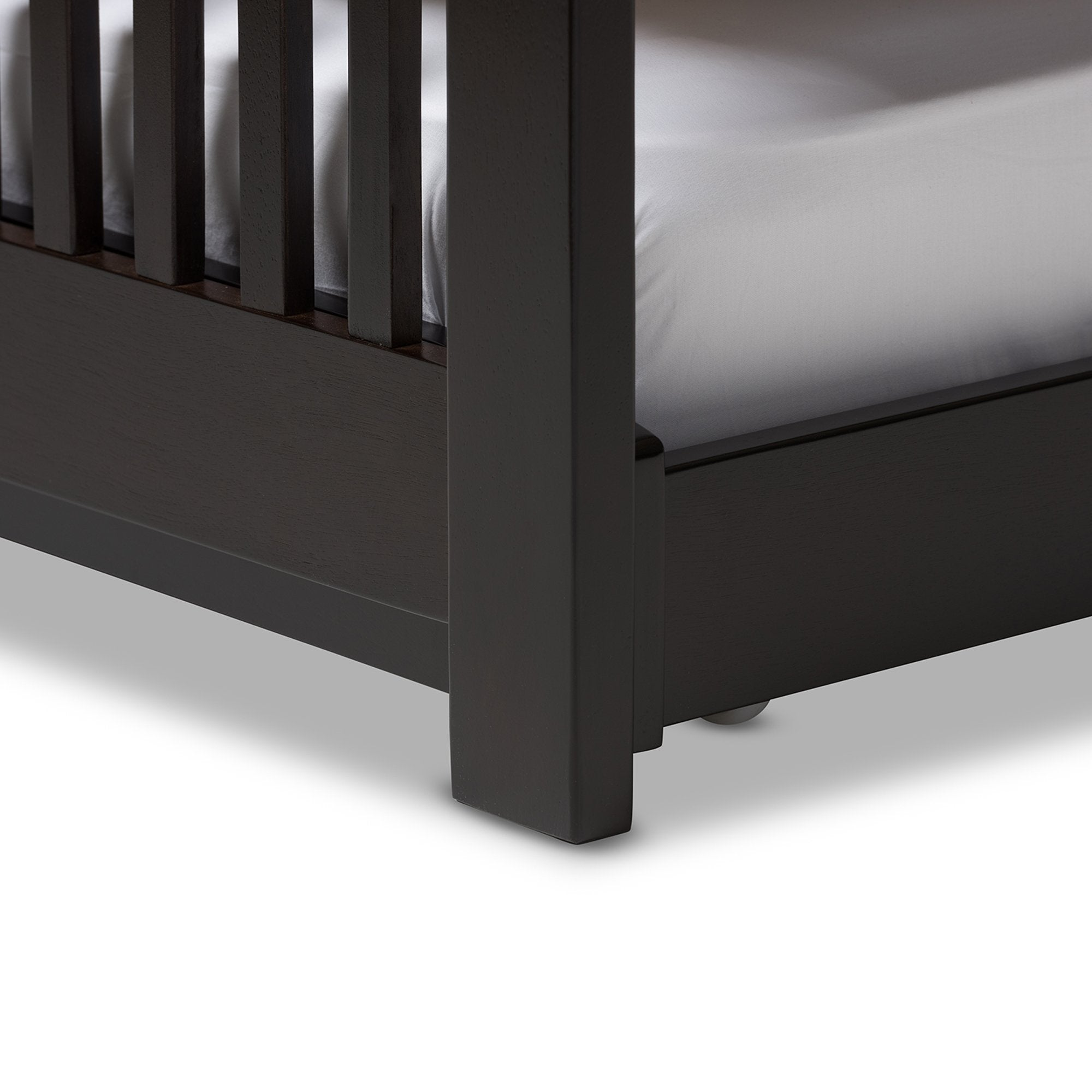 Harper Platform Bed with Trundle