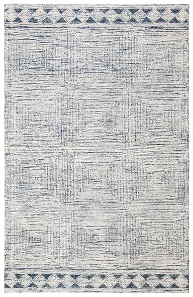 Abstract Collection ABT349N Wool Rug.