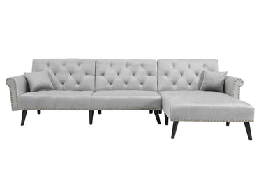 Bailey Convertible Sofa Bed.