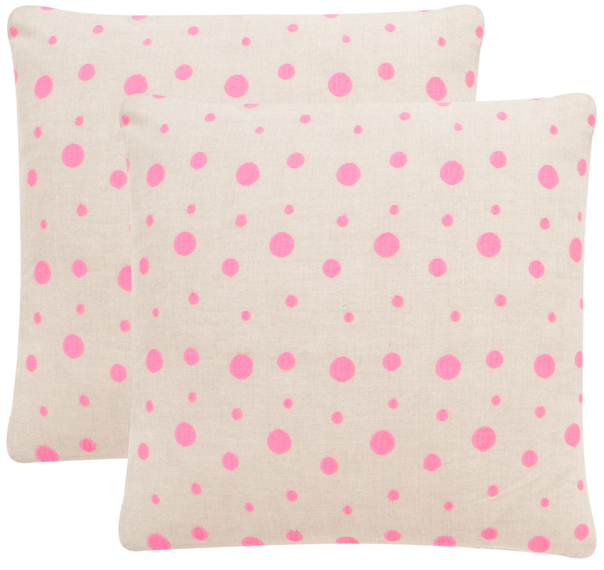 Candy Buttons Pillow.