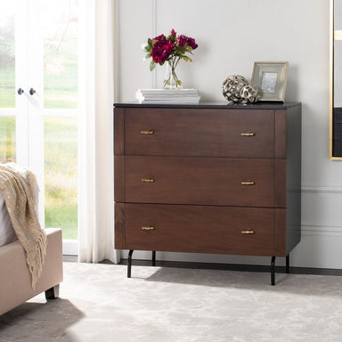 Genevieve 3 Drawer Dresser.