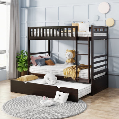 Gabby Bunk Bed with Trundle