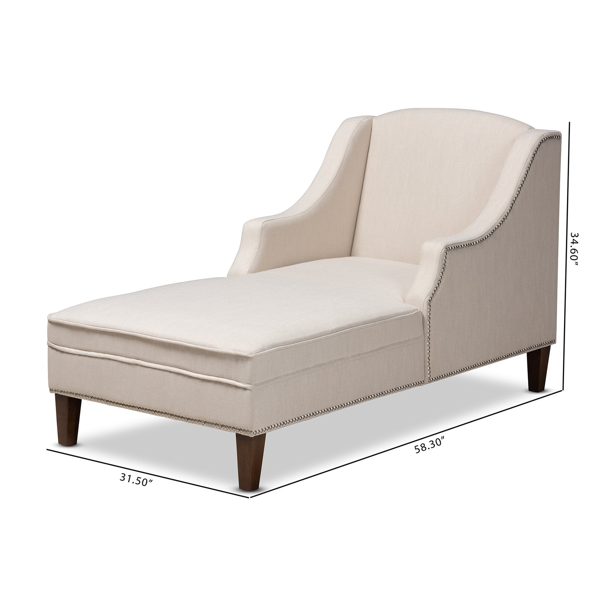 Gale Chaise Lounge.