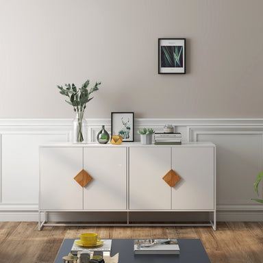 Harrison 4 Doors Sideboard