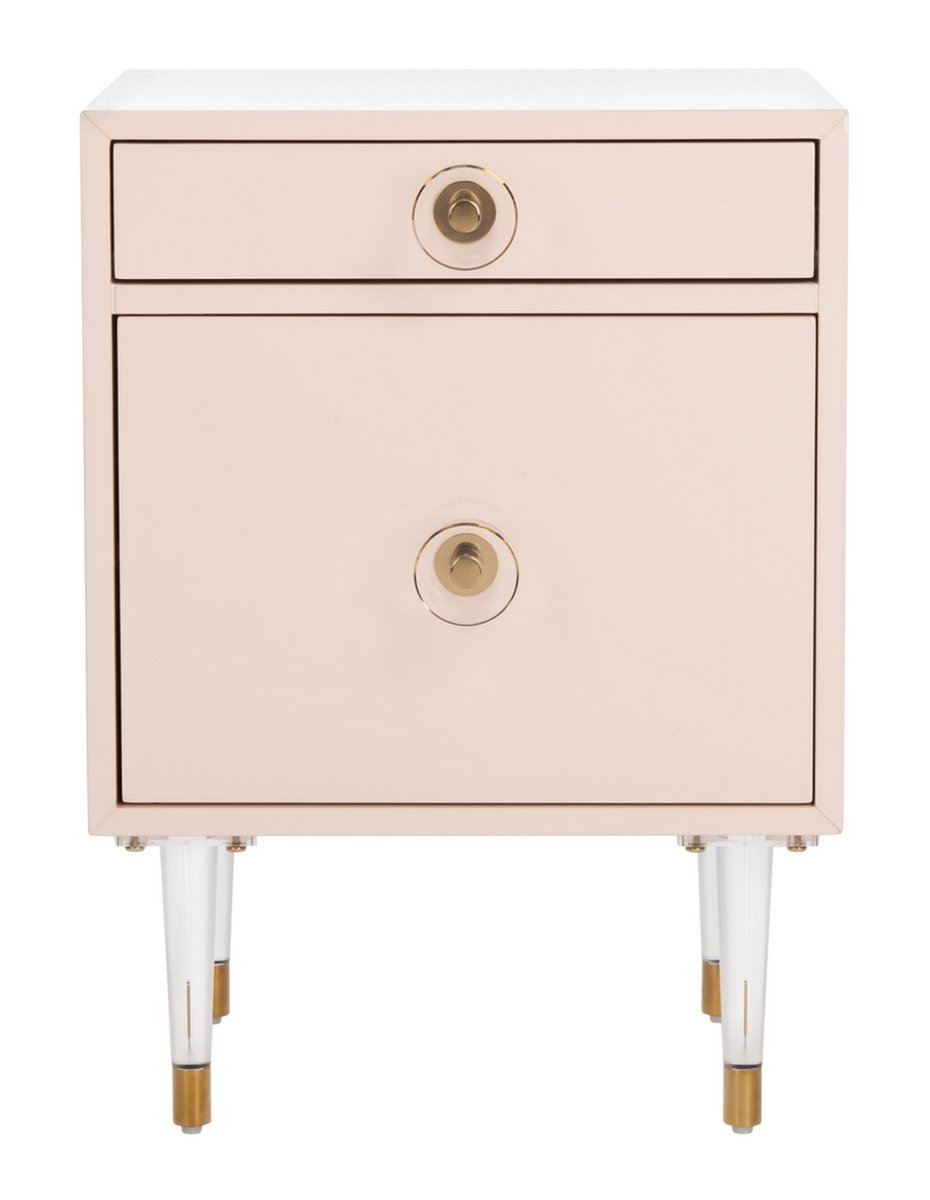 Harry 2 Drawer Side Table.