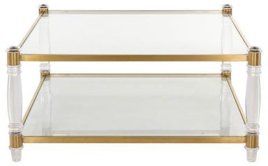 Isabelle Acrylic Coffee Table.