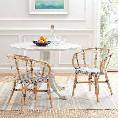 Kanan Rattan Dining Chair (Set of 2)