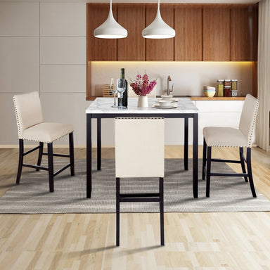 Konnor Dining Table Set (5-Piece)