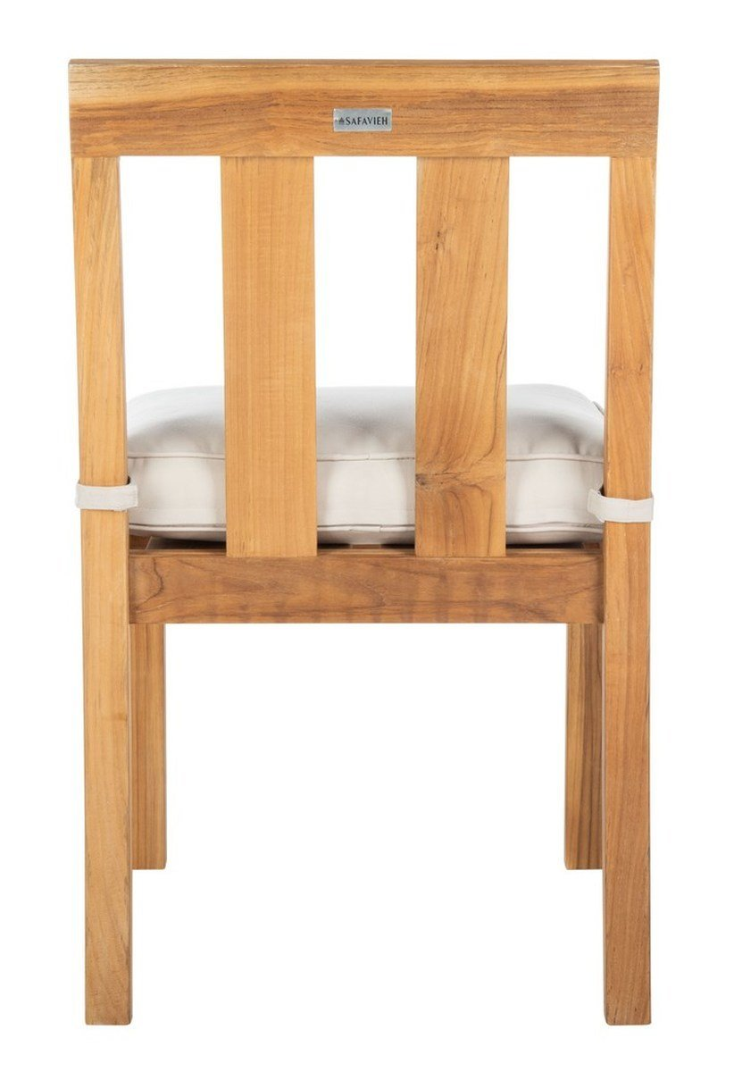 Montford Teak Dining Chair.
