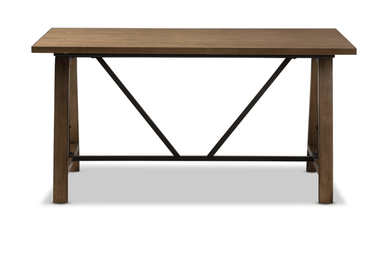 Nico Rustic Work Table