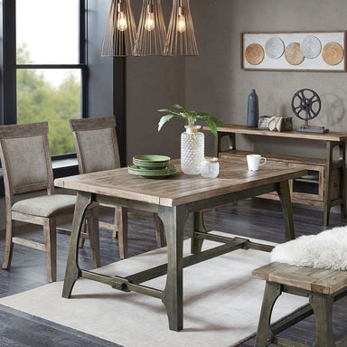 Oliver Extension Dining Table.