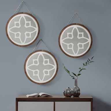 Oxford Wall Decor Set of 3.