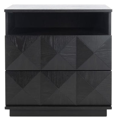 Patty 2 Drawer Nightstand