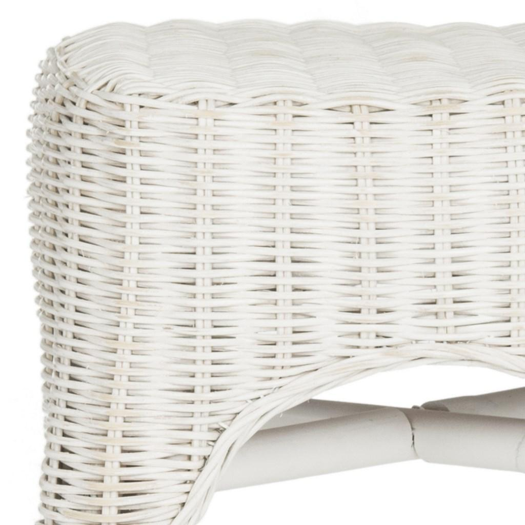 Percy Wicker Counterstool.