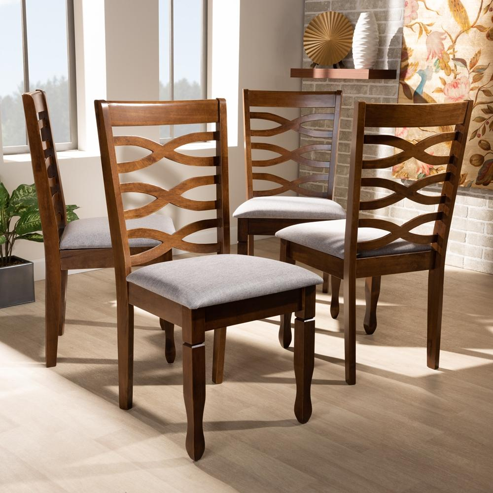 Robert Uphosltered Chair (Set of 4).