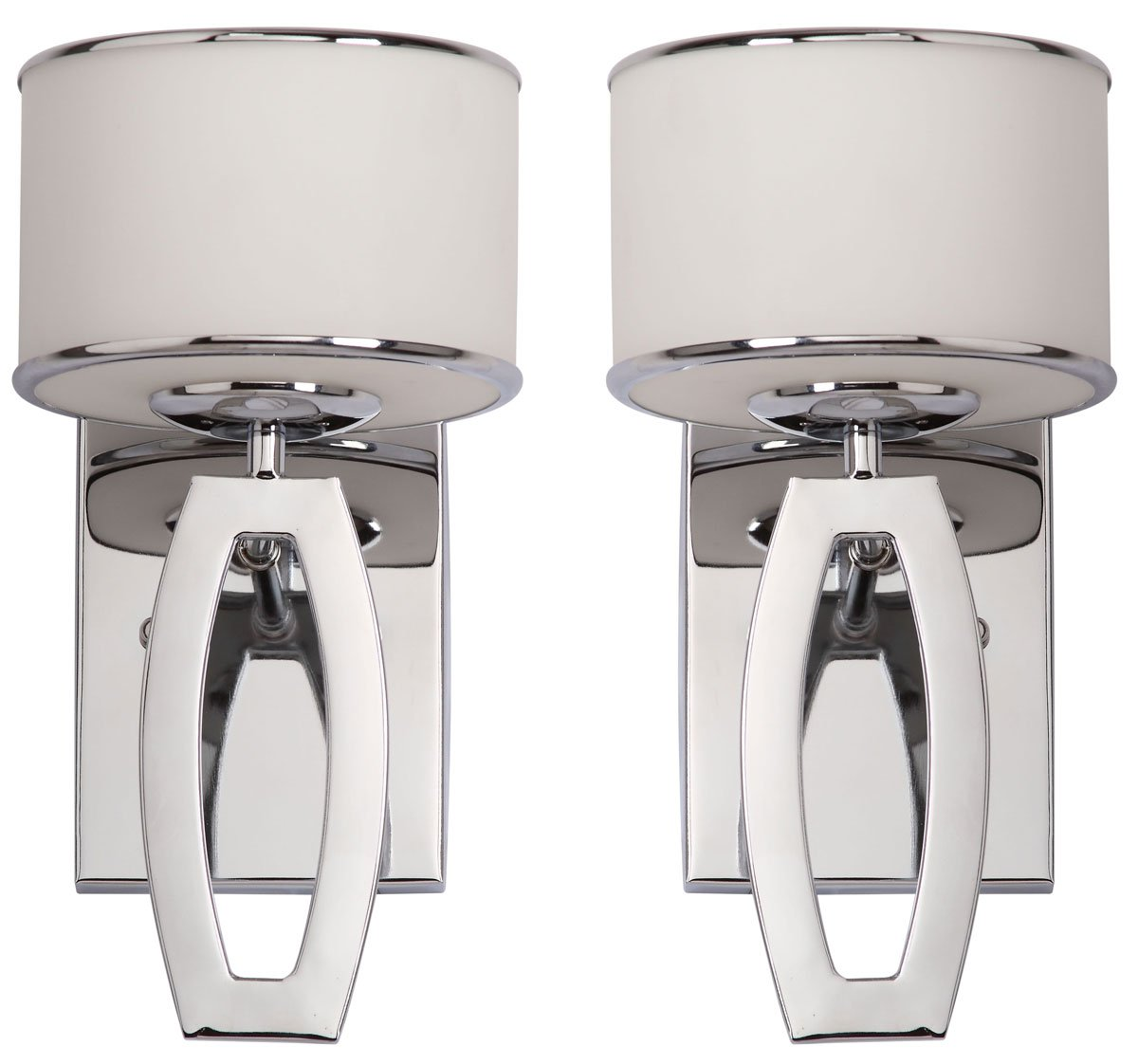 Lenora Drum Sconce (Set Of 2).