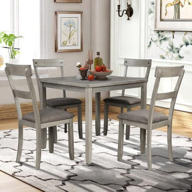 Foster Dining Set (5-Piece).