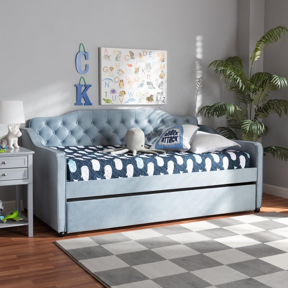 Doyle Daybed with Trundle