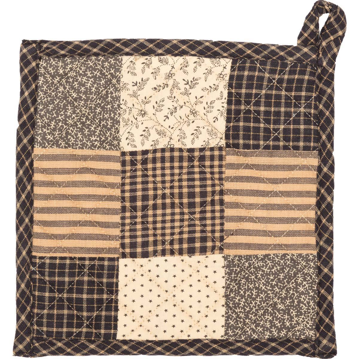 Kettle Grove Pot Holder Patchwork Blocks