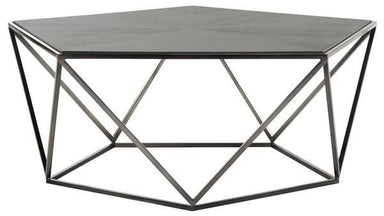Alba Geometric Coffee Table